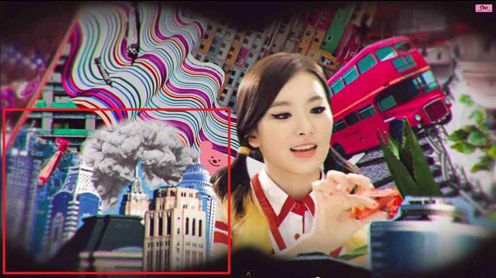 red velvet hapiness controversy twin towers