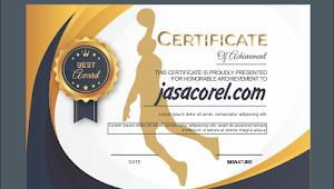 Sertifikat Pertandingan Bola Basket Cdr free
