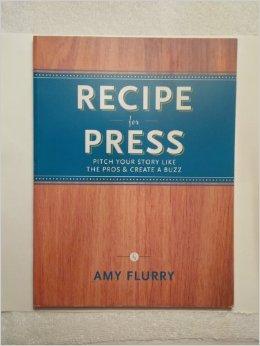 Recipe for Press- Amy Flurry