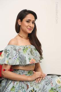 Actress Pragya Jaiswal Stills in Floral Dress at turodu Interview  0131.JPG