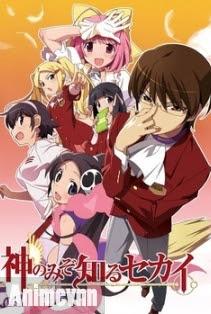 Kami Nomi Zo Shiru Sekai -  2010 Poster