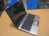Jual laptop 2nd hp pavilion dv2000