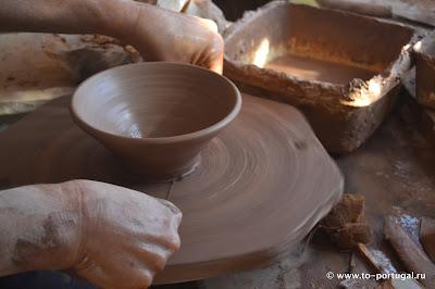 португальская глина