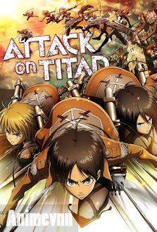 Attack On Titan - Shingeki No Kyojin -  2013 Poster