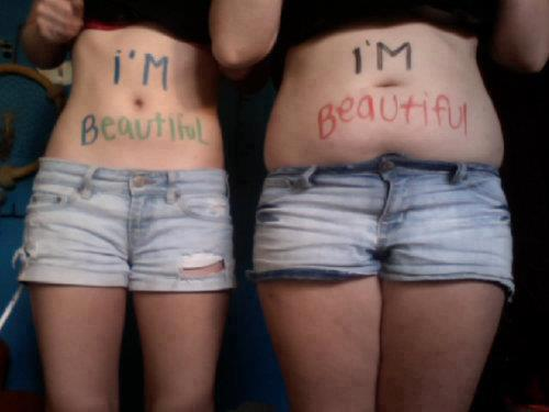 All women are beautiful.