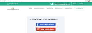 regestrasi zakat online