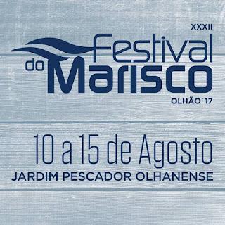 Resultado de imagem para festival do marisco olhão 2017