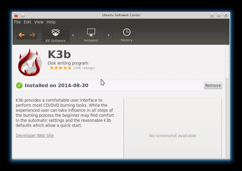kb3 ubuntu