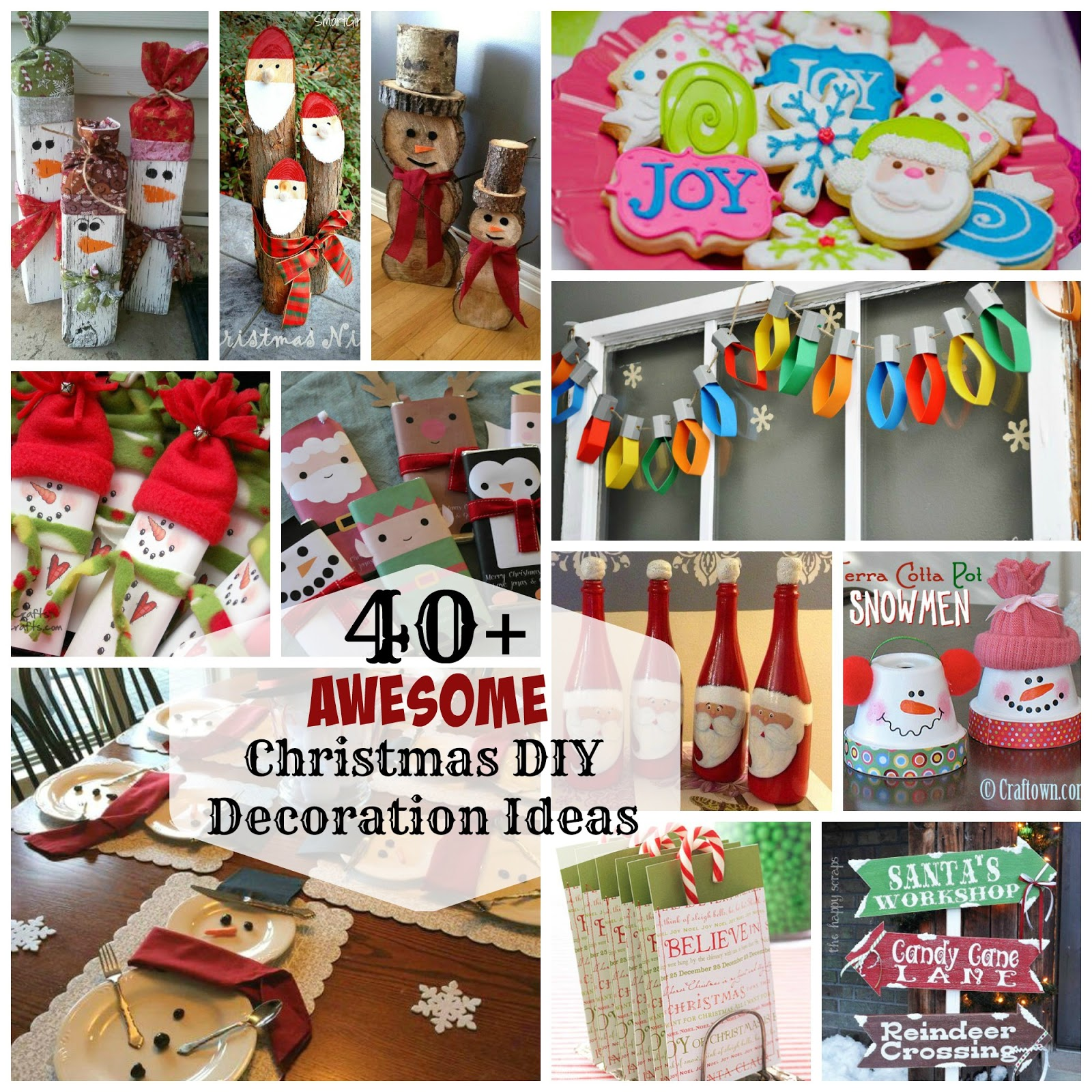 Learning and exploring through play the best diy christmas decorations it is so easy to get lost in the world of pinterest christmas will soon roll round and i have found myself finding some awesome christmas diy decorations solutioingenieria Choice Image