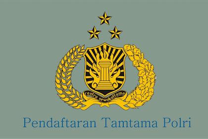 Pendaftaran Tamtama Brimob POLRI