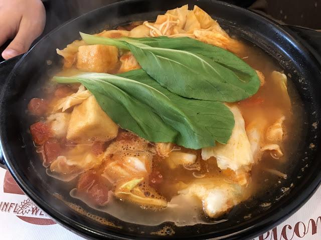 【新竹竹北美食】CP值高的小火鍋 轉角陶屋