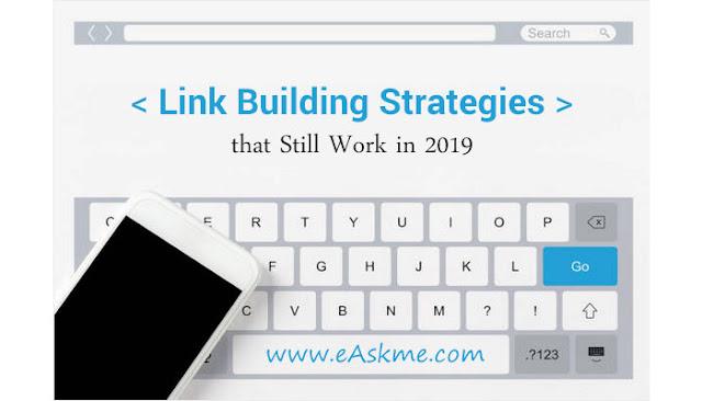 4 Link Building Strategies that Still Work in 2019: eAskme