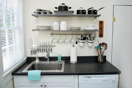 setiap detik ade suka dan duka Deco Dapur Simple