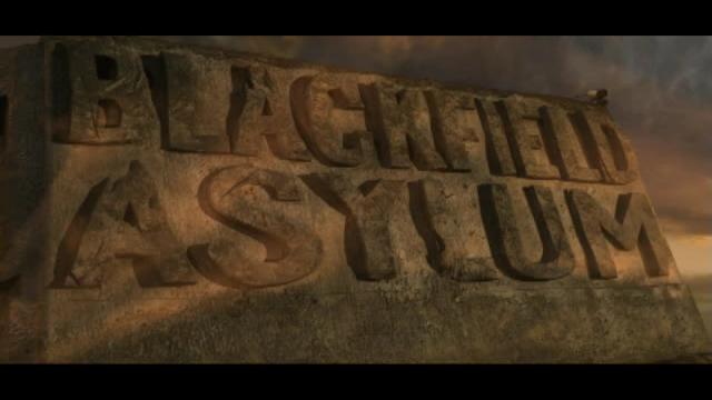 Blackfield Asylum merupakan tempat awal dari cerita setiap karakter.