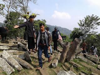 foto gunung padang Cianjur