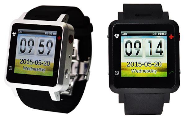 蓋德科推出的智慧手錶