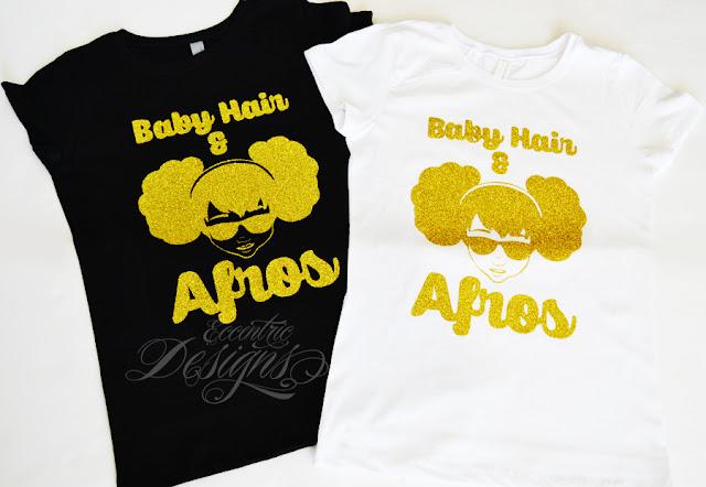 Eccentric designs by latisha horton new custom tshirt for Hair salon t shirt designs