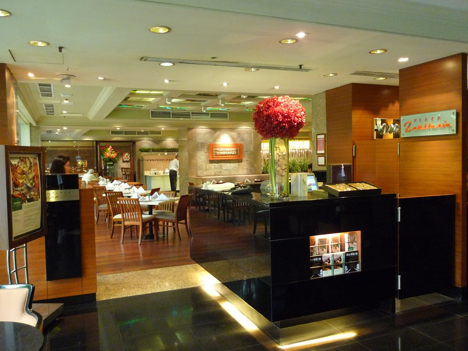 Review Buffet At Ginger Parkroyal On Beach Road: The Hungry Cow: December 2011