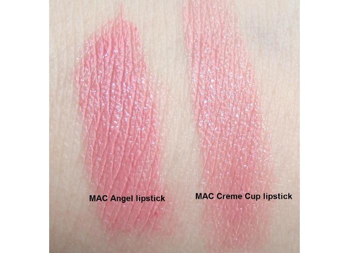 mac creme cup vs angel - photo #6
