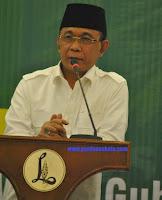 Lima Balon Gubernur dan Dua Balon Wagub NTB Paparkan Visi Misi di PKB