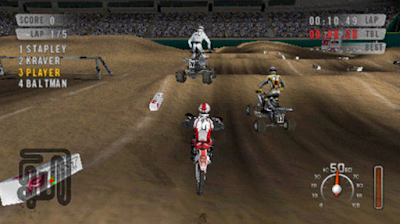 Download MX Vs ATV Reflex ISO/CSO Save Data PSP PPSSPP For Android High Compress