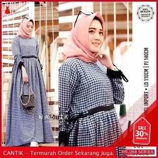 Jual RRJ268D286 Dress Lisa Dress Wanita Vg Terbaru Trendy BMGShop