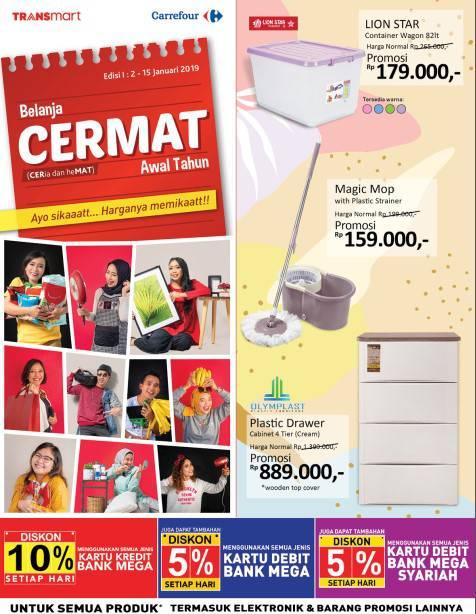 Katalog Promo Carrefour 2 15 Januari 2019