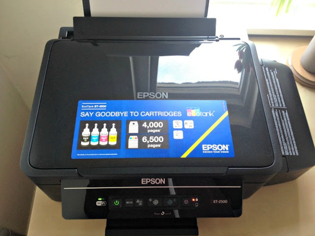 Epson ET-500 eco printer.