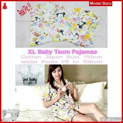 GFSH2709270 Setelan Babytsum Keren Terbaru Pajamas BMG