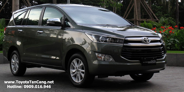 Ngoại thất Toyota Innova 2016 sẽ có nhiều thay đổi đáng kể