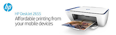 HP Deskjet 2655 Series Software & Printer Drivers