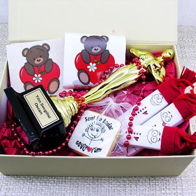sevgiliye hediyeler