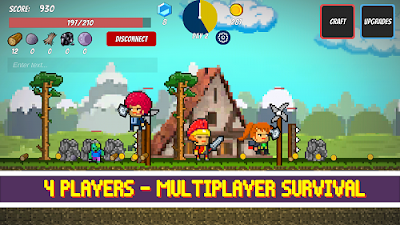 Pixel Survival Game 2 - APK [MOD/DINHEIRO]