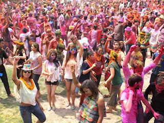 holi celebrations 2016
