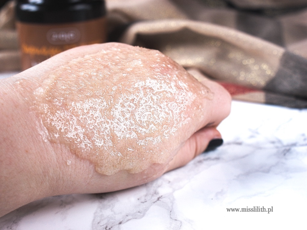 Krystaliczny peeling cukrowy Ziaja Cupuacu