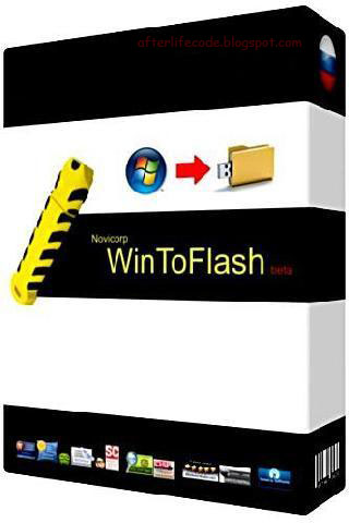 wintoflash usb bootable software free download