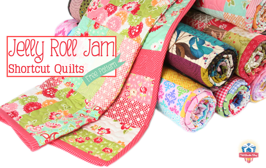 Easy Baby Jelly Roll Quit Pattern - Diary of a Quilter - a quilt blog : jelly roll baby quilt - Adamdwight.com