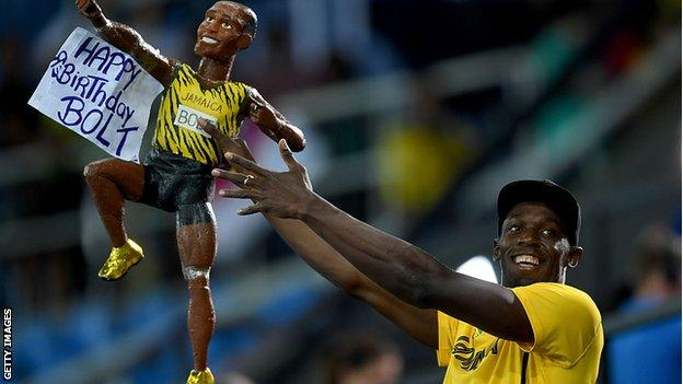 Bolt wins ninth Olympic gold medal