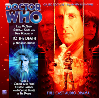 Big Finish Doctor Who To The Death
