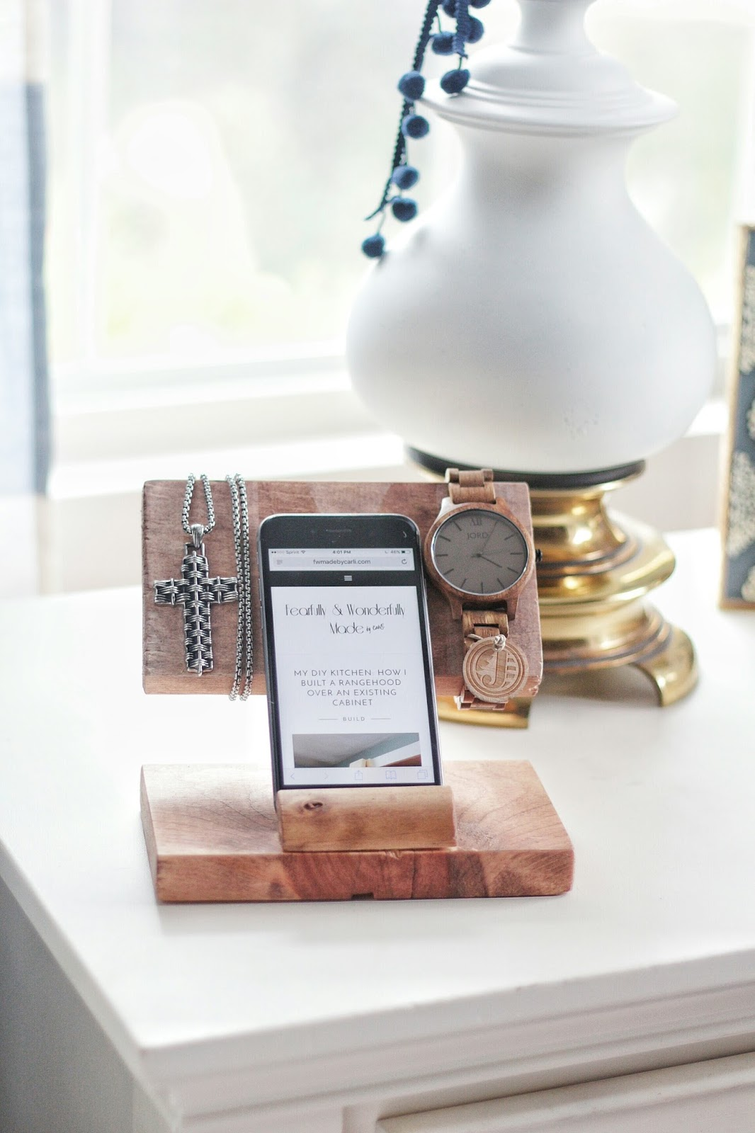 Jord Wood Watch:  A Unique Gift for that Special Someone and a Contest!