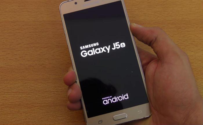 Kiểm tra sau khi thay màn hình Samsung Galaxy J5