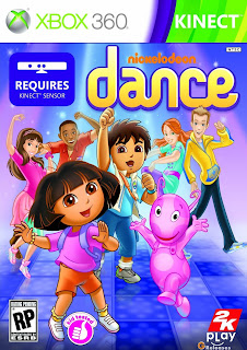 Nickelodeon Dance (X-BOX360)