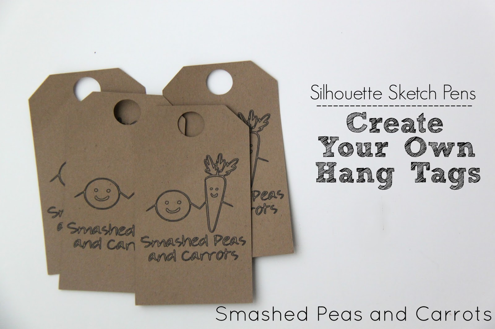 Fresh TUTORIAL: How to Make Your Own Hang Tags with Silhouette Sketch  WW62