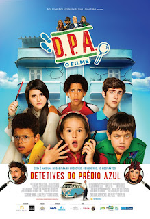 Review D.P.A Detetives do Prédio Azul: O Filme