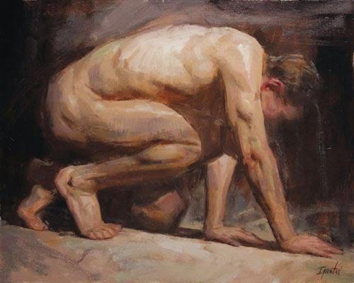Na Linha de Partida - Ignat Ignatov e suas mais belas pinturas  ~ Pintora russa