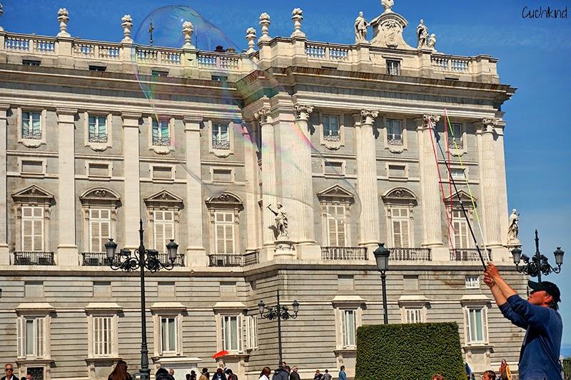 Ein Wochenende in Madrid