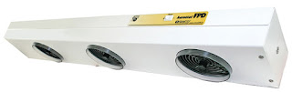 Simco-Ion's Aerostat FPD Series Overhead Air Ionizers