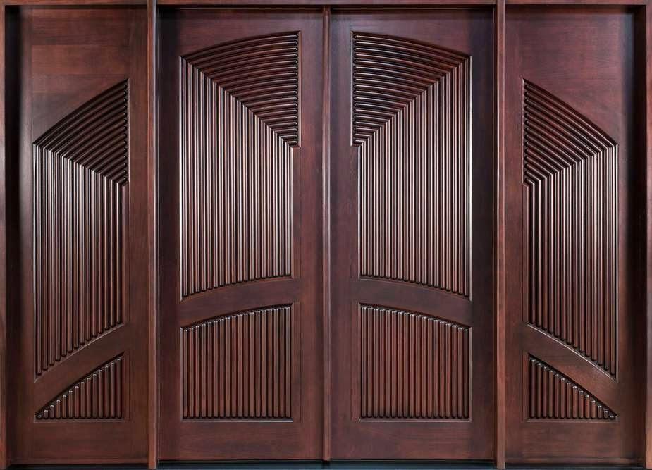 Desain Pintu Rumah Depan Minimalis Info Terkini!
