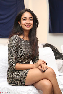 Aditi Chengappa Cute Actress in Tight Short Dress 061.jpg