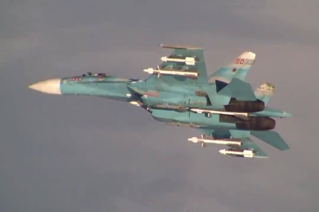 US EP-3 unsafe interception Russian Su-27